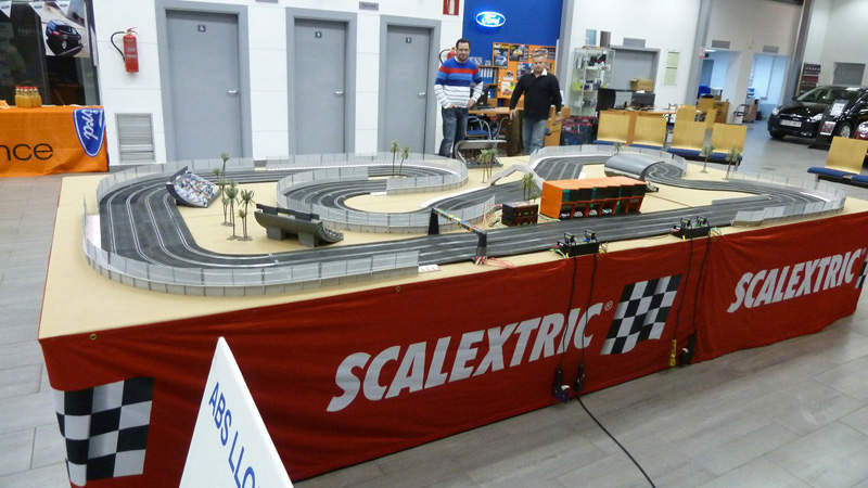 alquiler scalextric de coches 6