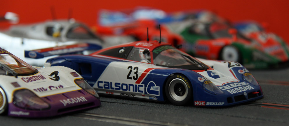 scalextric lemans 3